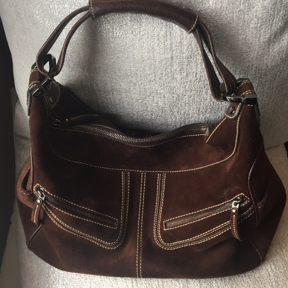 dab6f43360 Tod's Bags | Price Firm Sale Tods Suede Bag | Poshmark